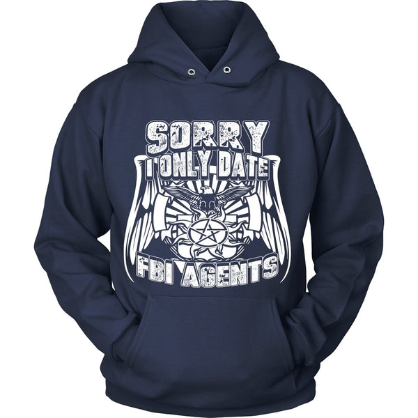 FBI Agents - Apparel - T-shirt - Supernatural-Sickness - 9