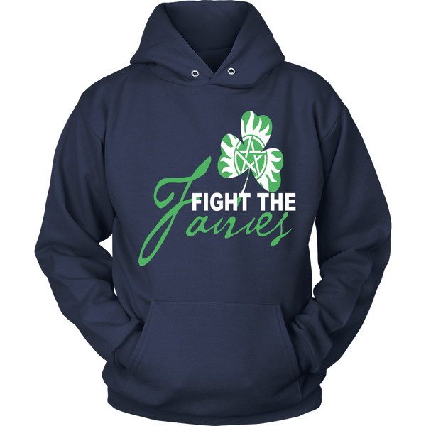 Fight The Fairies - Limited Edition - T-shirt - Supernatural-Sickness - 10