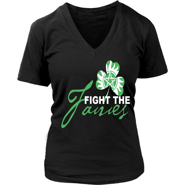 Fight The Fairies - Limited Edition - T-shirt - Supernatural-Sickness - 11