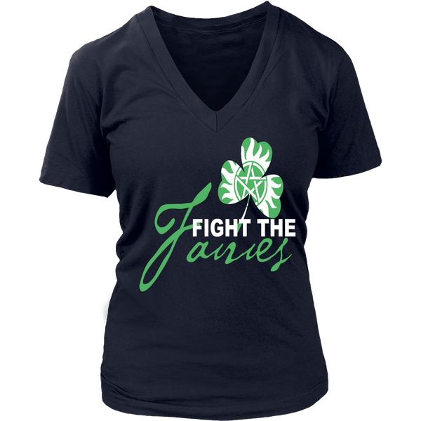Fight The Fairies - Limited Edition - T-shirt - Supernatural-Sickness - 12