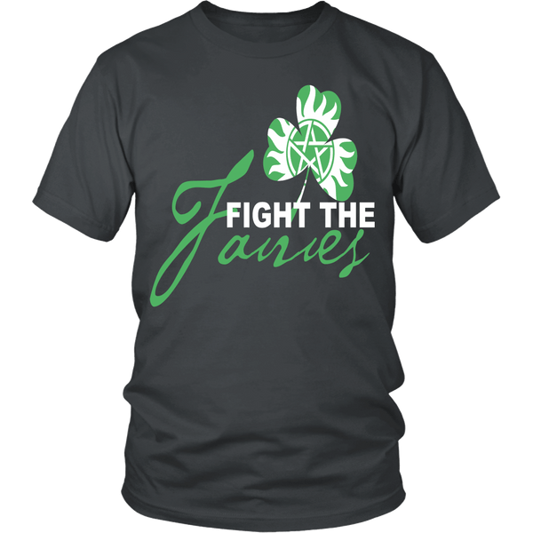 Fight The Fairies - Limited Edition - T-shirt - Supernatural-Sickness - 2