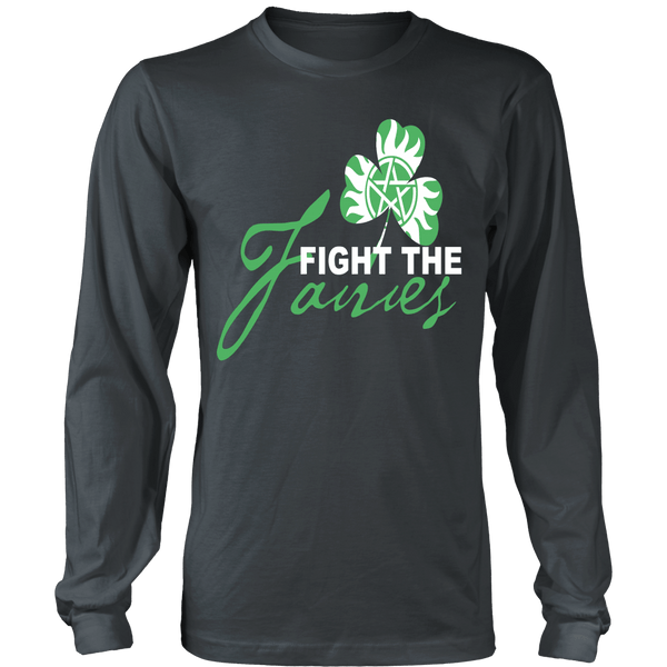 Fight The Fairies - Limited Edition - T-shirt - Supernatural-Sickness - 5