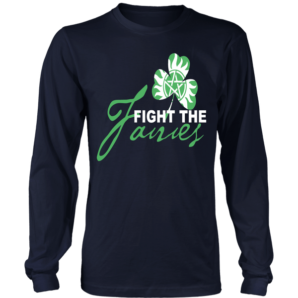 Fight The Fairies - Limited Edition - T-shirt - Supernatural-Sickness - 6