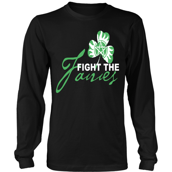 Fight The Fairies - Limited Edition - T-shirt - Supernatural-Sickness - 7