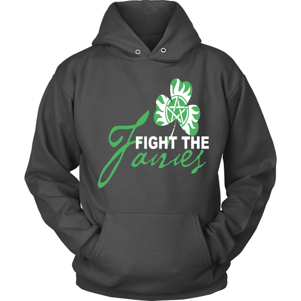 Fight The Fairies - Limited Edition - T-shirt - Supernatural-Sickness - 9