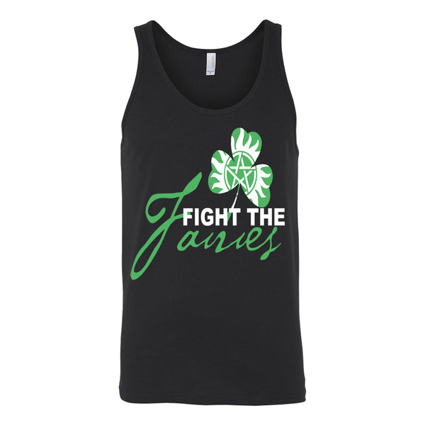 Fight The Fairies - Tank Top - T-shirt - Supernatural-Sickness - 2