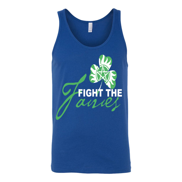 Fight The Fairies - Tank Top - T-shirt - Supernatural-Sickness - 3