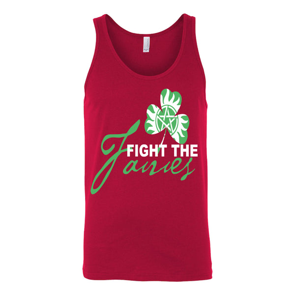 Fight The Fairies - Tank Top - T-shirt - Supernatural-Sickness - 4