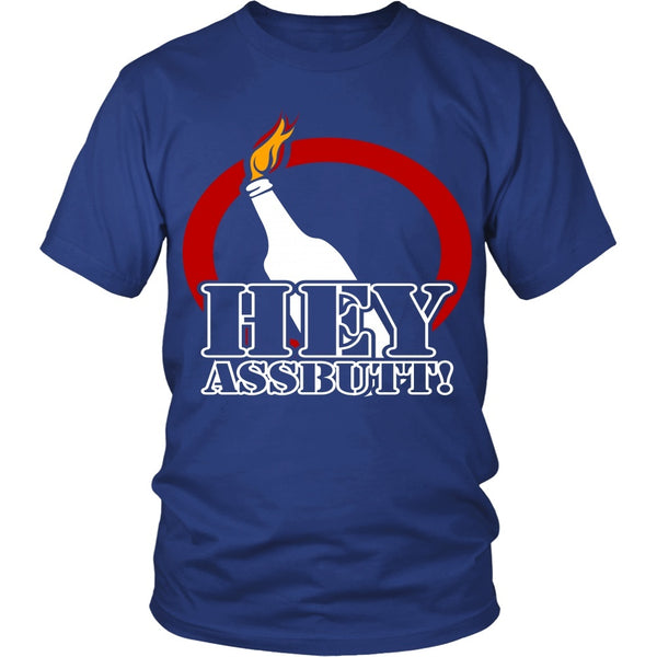 Hey Assbutt - Apparel - T-shirt - Supernatural-Sickness - 2