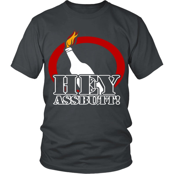Hey Assbutt - Apparel - T-shirt - Supernatural-Sickness - 4