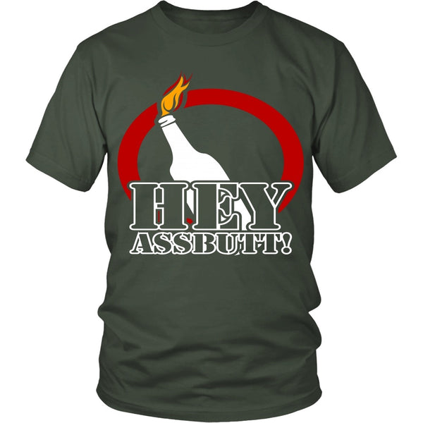 Hey Assbutt - Apparel - T-shirt - Supernatural-Sickness - 5