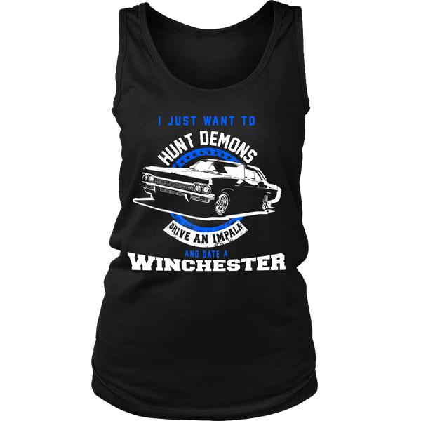Hunt Demons - Apparel - T-shirt - Supernatural-Sickness - 10