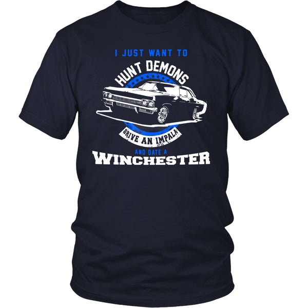 Hunt Demons - Apparel - T-shirt - Supernatural-Sickness - 3