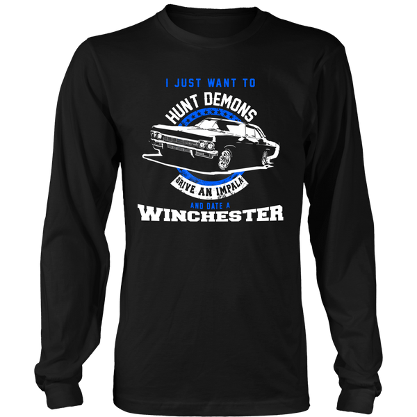 Hunt Demons - Apparel - T-shirt - Supernatural-Sickness - 7