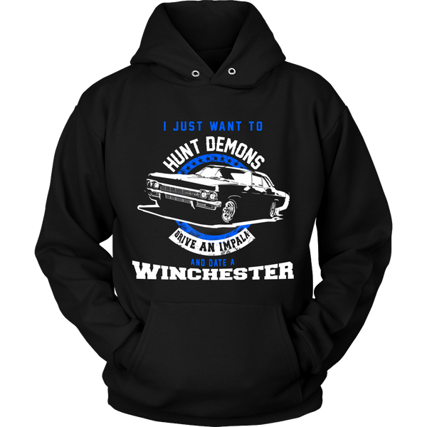 Hunt Demons - Apparel - T-shirt - Supernatural-Sickness - 8
