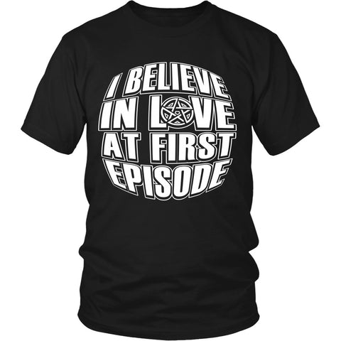 I Believe In Love - Apparel - T-shirt - Supernatural-Sickness - 1