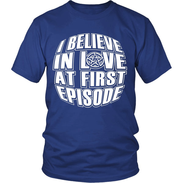 I Believe In Love - Apparel - T-shirt - Supernatural-Sickness - 2