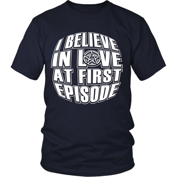 I Believe In Love - Apparel - T-shirt - Supernatural-Sickness - 3