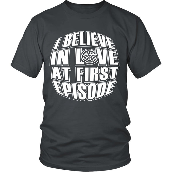 I Believe In Love - Apparel - T-shirt - Supernatural-Sickness - 4