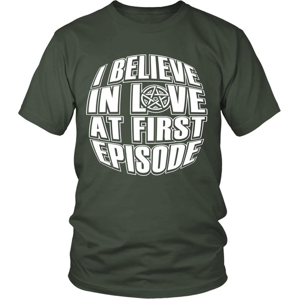 I Believe In Love - Apparel - T-shirt - Supernatural-Sickness - 5