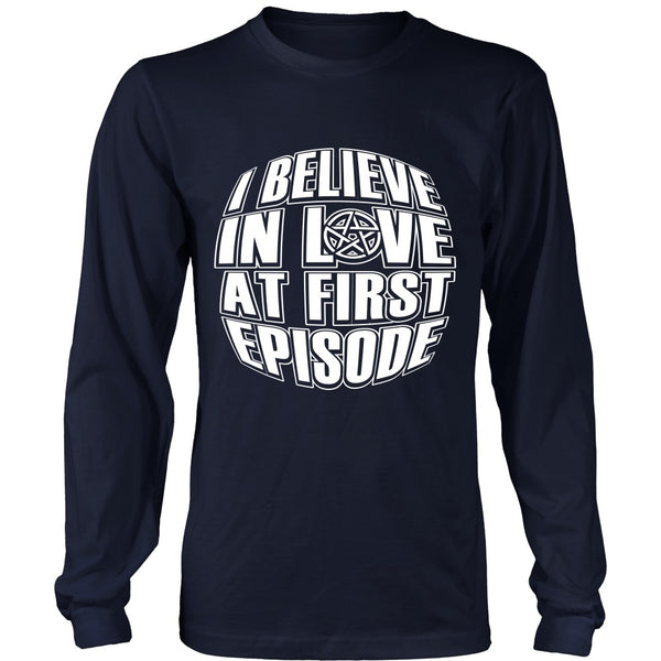 I Believe In Love - Apparel - T-shirt - Supernatural-Sickness - 6