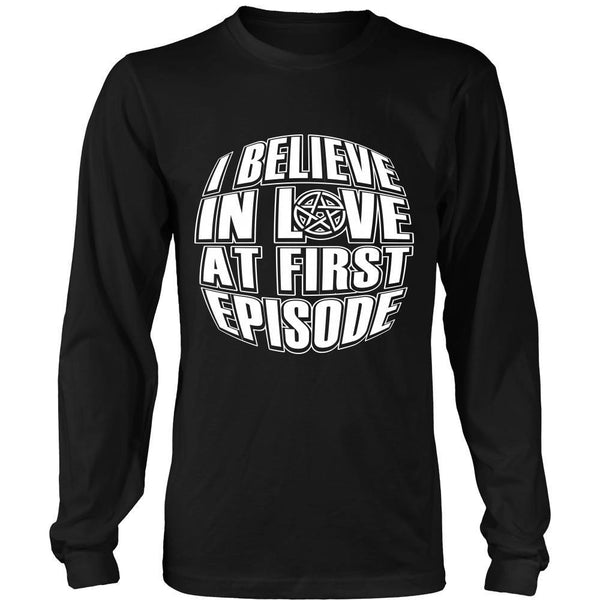 I Believe In Love - Apparel - T-shirt - Supernatural-Sickness - 7