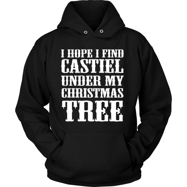 I Hope I Find Castiel - T-shirt - Supernatural-Sickness - 11