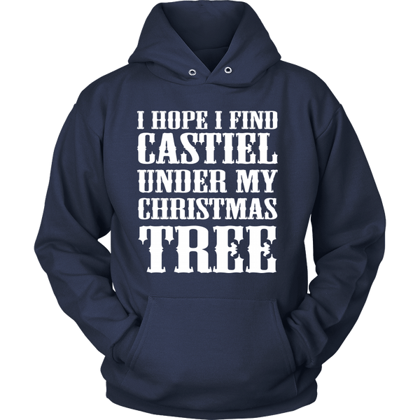 I Hope I Find Castiel - T-shirt - Supernatural-Sickness - 12