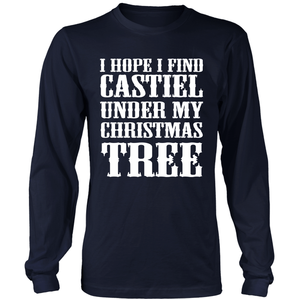 I Hope I Find Castiel - T-shirt - Supernatural-Sickness - 3
