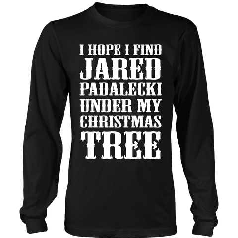 I Hope I Find Jared Padalecki - T-shirt - Supernatural-Sickness - 1