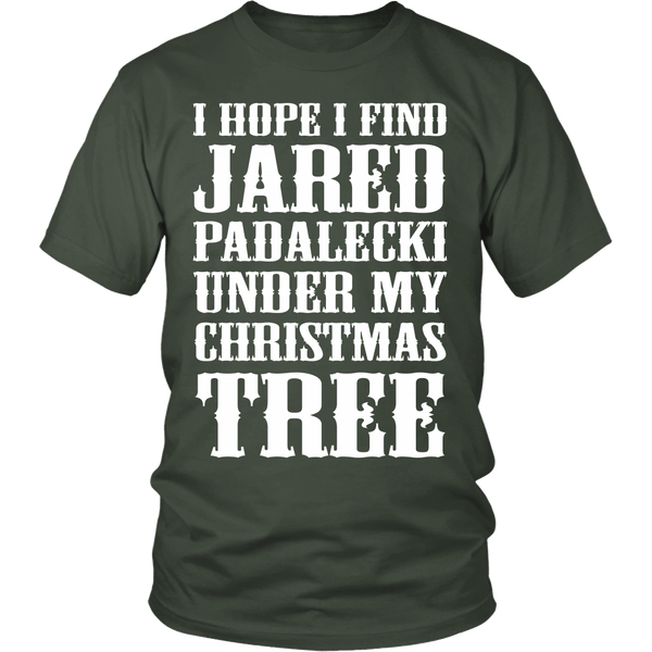 I Hope I Find Jared Padalecki - T-shirt - Supernatural-Sickness - 7