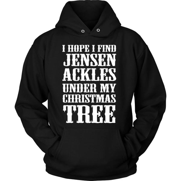I Hope I Find Jensen Ackles - T-shirt - Supernatural-Sickness - 11