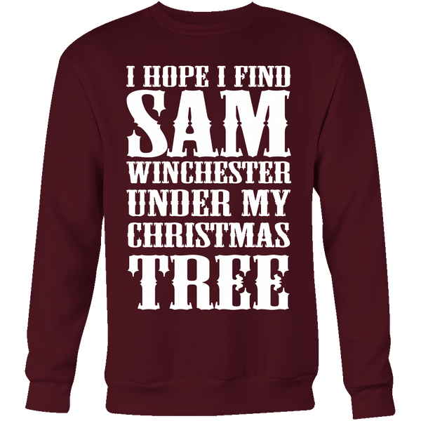 I Hope I Find Sam Winchester - T-shirt - Supernatural-Sickness - 10