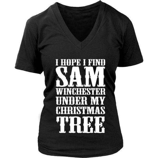 I Hope I Find Sam Winchester - T-shirt - Supernatural-Sickness - 13
