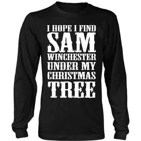 I Hope I Find Sam Winchester - T-shirt - Supernatural-Sickness - 1