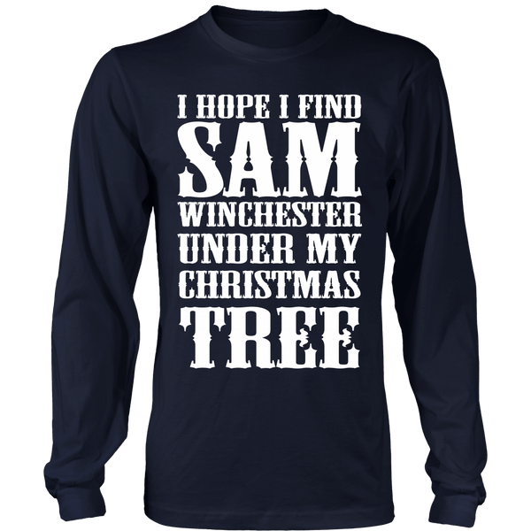 I Hope I Find Sam Winchester - T-shirt - Supernatural-Sickness - 2