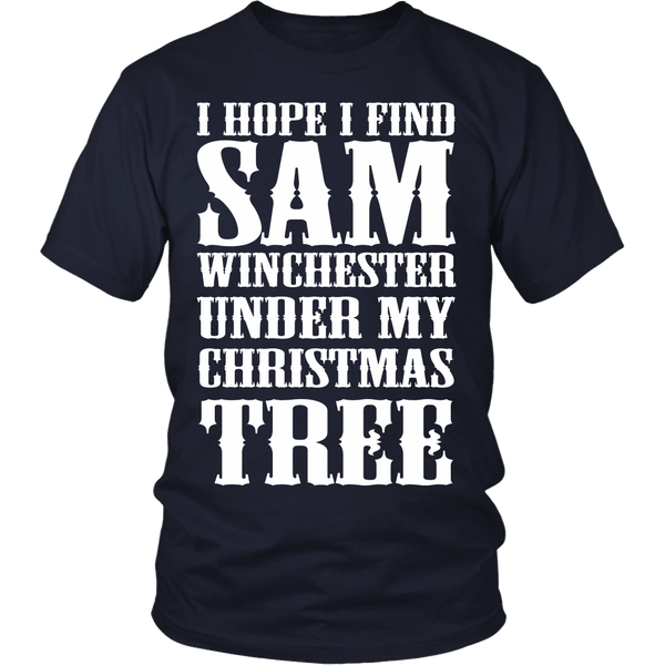 I Hope I Find Sam Winchester - T-shirt - Supernatural-Sickness - 4
