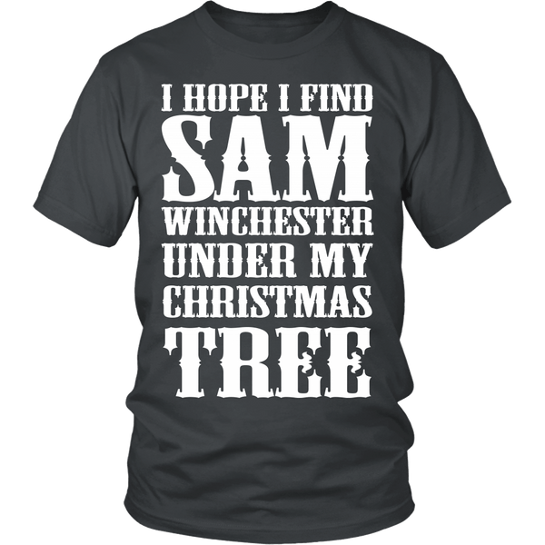 I Hope I Find Sam Winchester - T-shirt - Supernatural-Sickness - 5