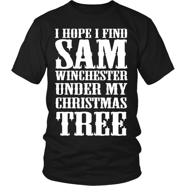 I Hope I Find Sam Winchester - T-shirt - Supernatural-Sickness - 6