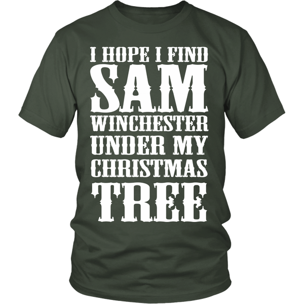 I Hope I Find Sam Winchester - T-shirt - Supernatural-Sickness - 7