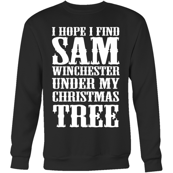 I Hope I Find Sam Winchester - T-shirt - Supernatural-Sickness - 8