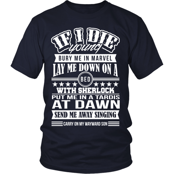 If I Die Young - T-shirt - Supernatural-Sickness - 3