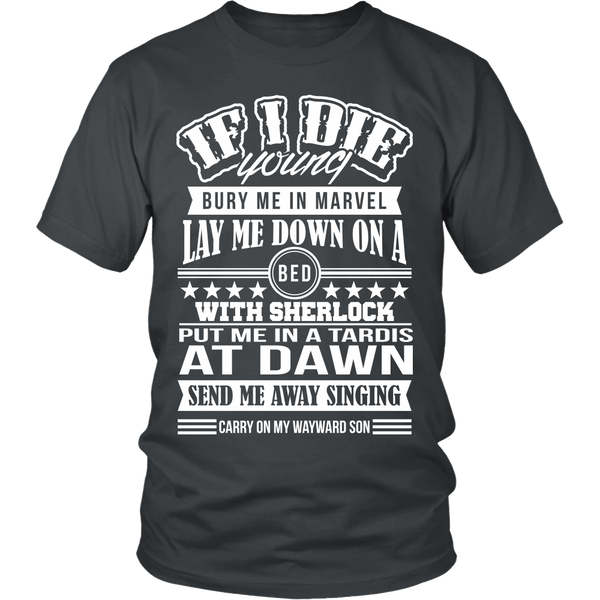 If I Die Young - T-shirt - Supernatural-Sickness - 4