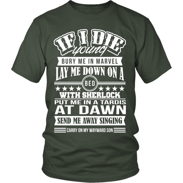 If I Die Young - T-shirt - Supernatural-Sickness - 5