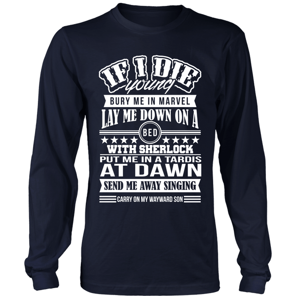 If I Die Young - T-shirt - Supernatural-Sickness - 6