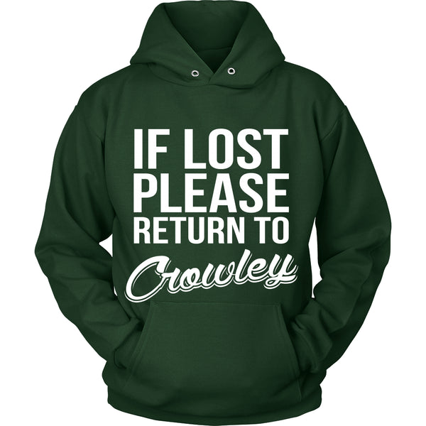If Lost Crowley - Tank Top - T-shirt - Supernatural-Sickness - 9