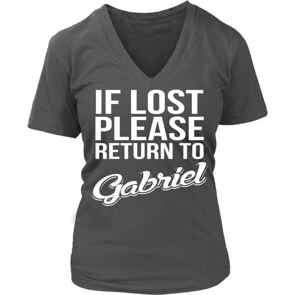 IF LOST - Gabriel - T-shirt - Supernatural-Sickness - 11
