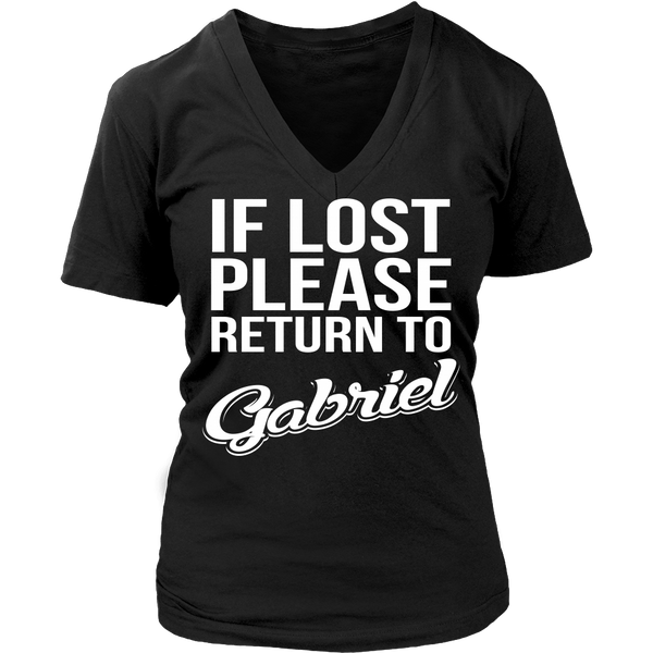 IF LOST - Gabriel - T-shirt - Supernatural-Sickness - 12
