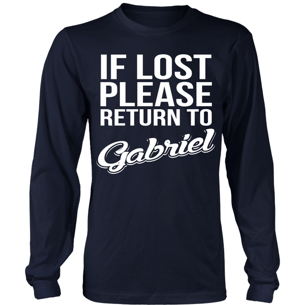 IF LOST - Gabriel - T-shirt - Supernatural-Sickness - 6