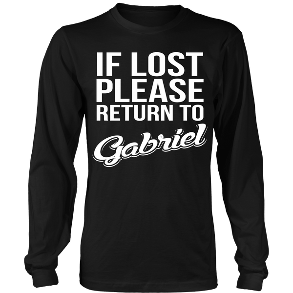 IF LOST - Gabriel - T-shirt - Supernatural-Sickness - 7